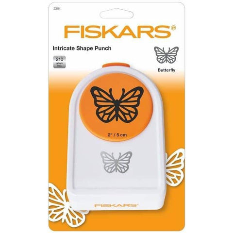 Fiskars Shape Punch - Intricate Butterfly