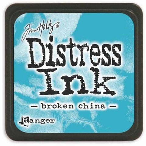 Tim Holtz Distress Mini Ink pad - Broken China