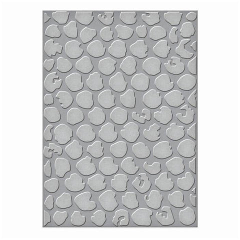 Spellbinders Embossing Folder - Bubble Wrap