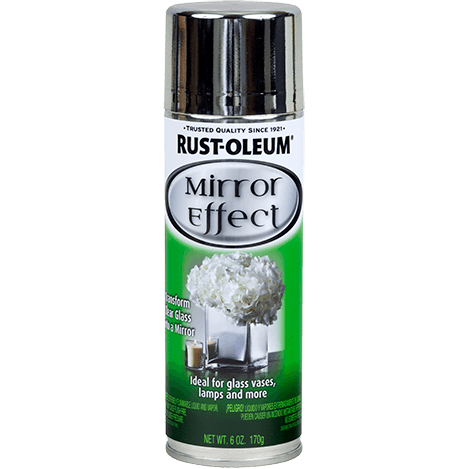 Rustoleum Mirror Effect Spray - Silver