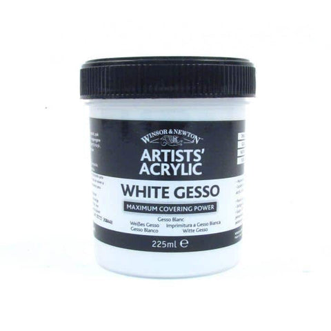 Winsor & Newton Artists' Acrylic Clear Gesso, 225 ml