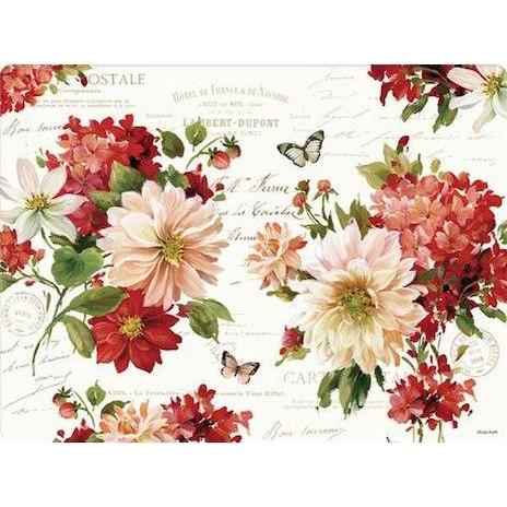 Decoupage Napkin - Season Flowers