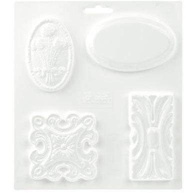 Soap Mould - Art Deco