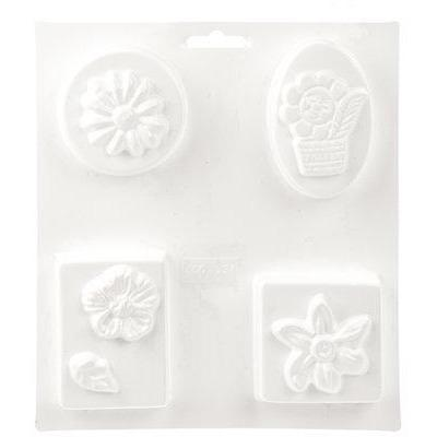 Soap Mould - Flower 2