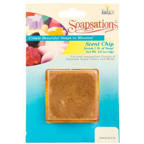 Soap Scent Block Chocolate