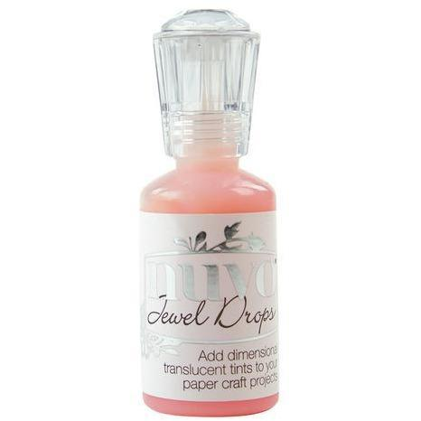 Nuvo Jewel Drops - Rose Water