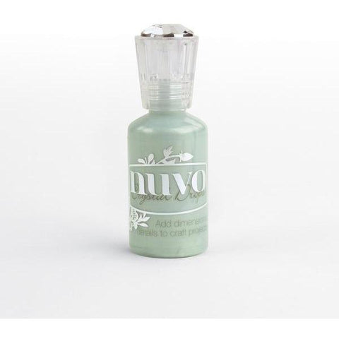 Nuvo Crystal Drops - Neptune Turquoise