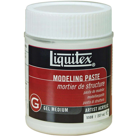 Liquitex Modeling Paste medium 237ml