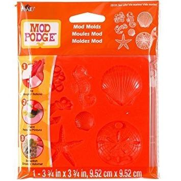 Mod Podge Mold - Sea Life