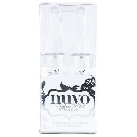 Nuvo -  Light Mist Spray Bottle Pack