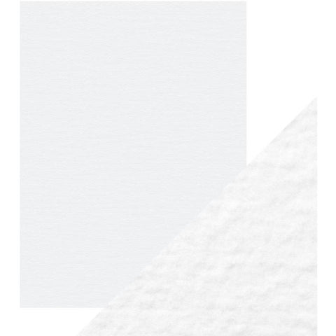 Craft Perfect Watercolour Card A4 pack- White