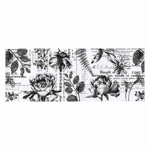 Tim Holtz idea-ology Collage Paper - Botanical