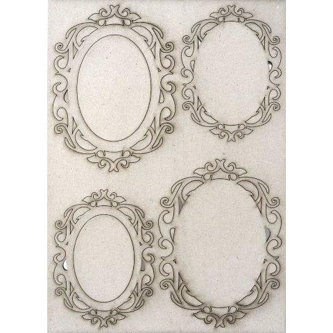 Creative Expression Pop-ems  - Ornate Frames