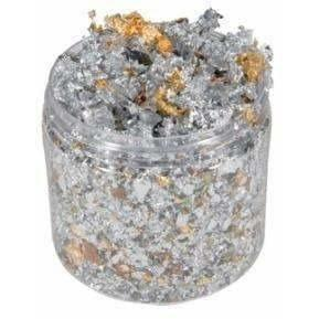 Cosmic Shimmer Gilding Flakes  - Silver Dream