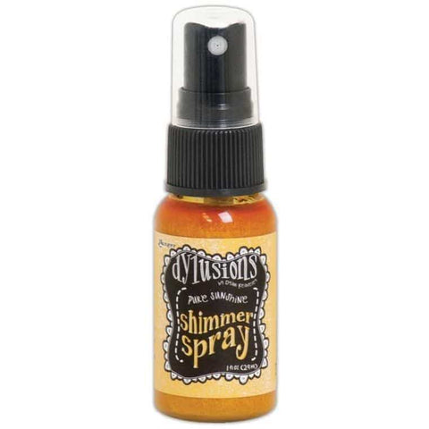 Dylusions Shimmer Sprays - Pure Sunshine