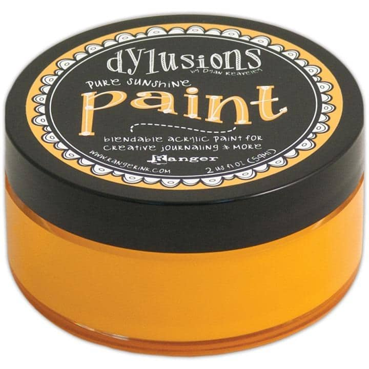 Dylusions Paints - Pure Sunshine