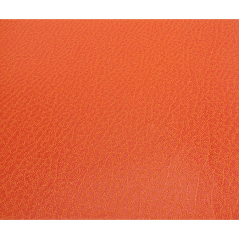 CC Basics - Embossed A4 Paper, Leather 1 Tangerine