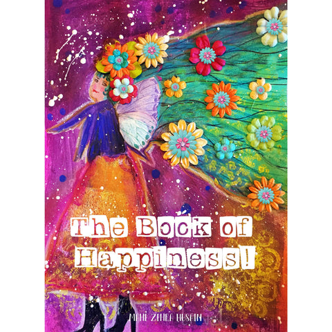 The Book of Happiness, Adult Coloring Journal