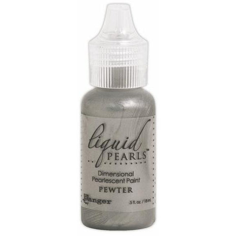Ranger Liquid Pearls - Pewter
