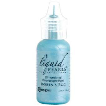 Ranger Liquid Pearls - Robins Egg