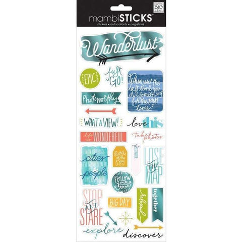 MAMBI Sticks - Epic Travel