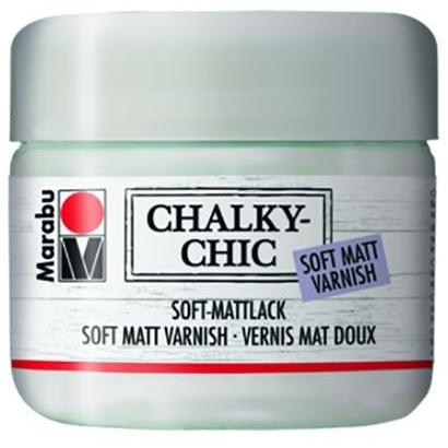 Marabu Chalky-Chic Soft Matt Varnish 225ml