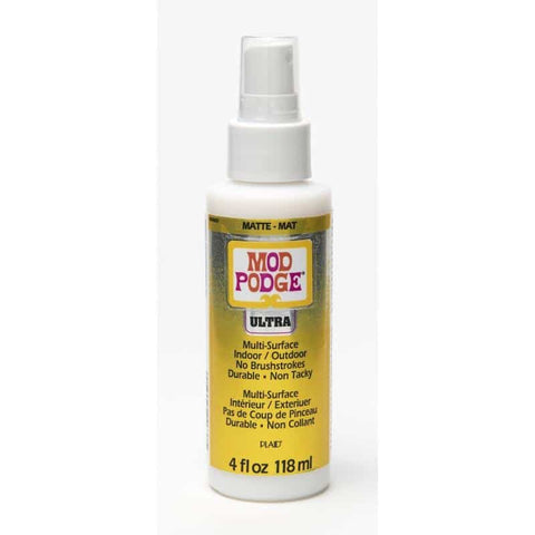 Mod Podge ® Ultra Matte, 4 oz.