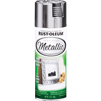 Rustoleum Metallic Spray - Silver