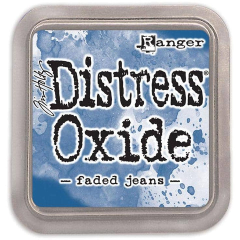 Distress Oxide Ink Pad - Faded Jeans