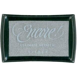 Encore Ultimate Metallic Silver Pad