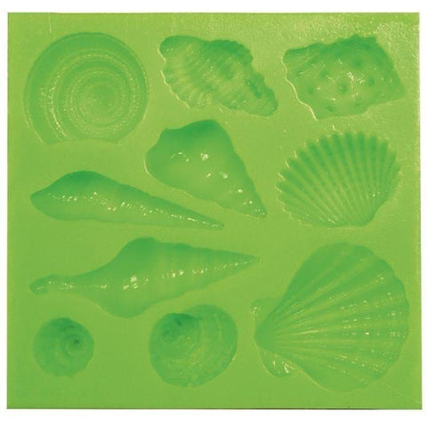 Viva Decor 3D silicon mold - Shells