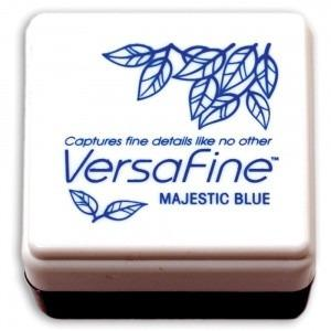 Versafine Small Inkpad - Majestic Blue