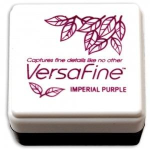 Versafine Small Inkpad - Imperial Purple