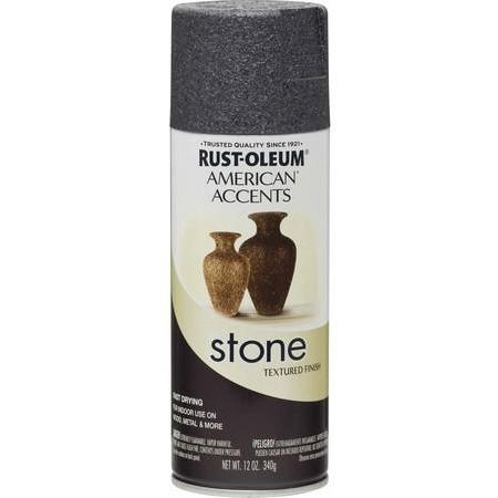 Rustoleum Stone Creation Spray Paint - Slate