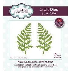 Creative Expressions Dies - Fern Fronds