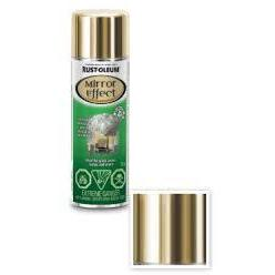 Rustoleum Mirror Effect Spray - Gold