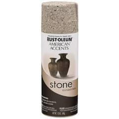 Rustoleum Stone Creation Spray Paint - Pebble