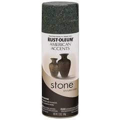 Rustoleum Stone Creation Spray Paint - Canyon Moss