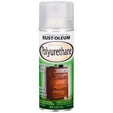 Rustoleum Spray Polyurethane  - Gloss