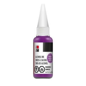 Marabu Alcohol Ink - Amethyst (20ml)