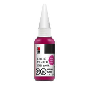 Marabu Alcohol Ink - Magenta (20ml)