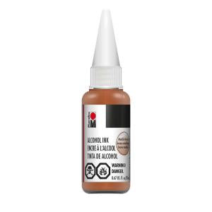Marabu Alcohol Ink - Metallic Bronze (20ml)