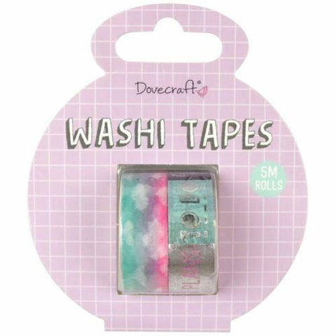 Dovecraft Washi Tape - Travel
