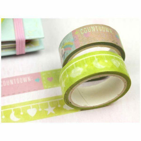 Dovecraft Washi Tape - Baby