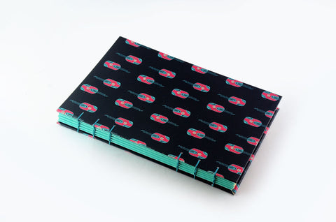 Cyclop Pattern Journal - Little Green Trunk