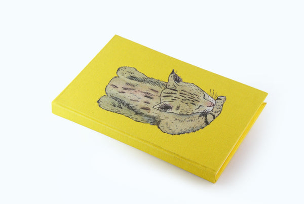 Opal the Cat - Illustrated Cover Journal - Little Green Trunk