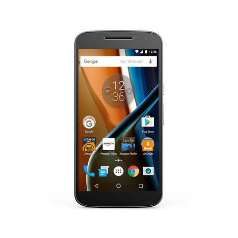 Moto G (4th Generation) - Black - 16 GB - Unlocked
