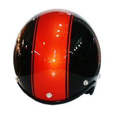 699 Sedona Orange Metalic Paint Helmet - BUY CUSTOM HELMETS