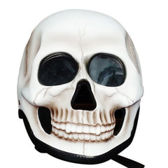 3D Skull Shaped Airbrush Motorcycle Helmet - BUY CUSTOM HELMETS