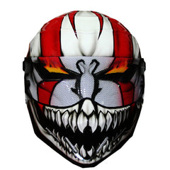 Bleach Manga Full Face Crash Airbrush Custom Motorcycle Helmet DOT/ECE Approved - BUY CUSTOM HELMETS